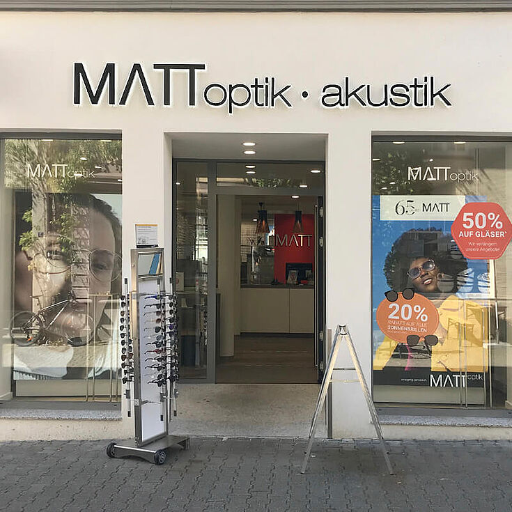 Optiker in Ravensburg