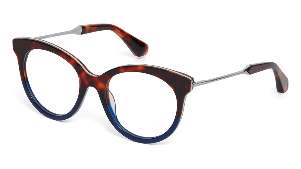 "Sandro Brille rund ""Cat-Eye"""